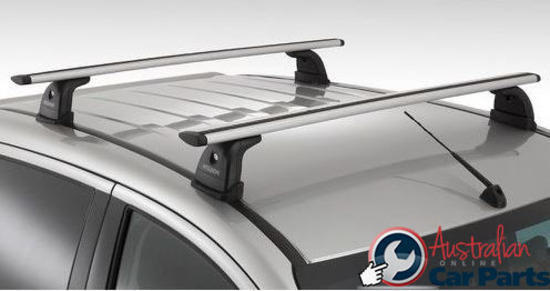Roof Racks suitable for Mitsubishi Triton MQ 2016- Genuine New dual cab MZ314846