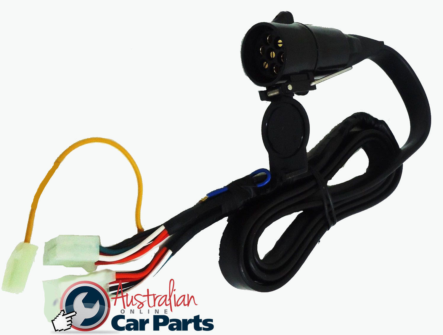 92140147 commodore trailer wiring harness vt vx vy vz holden genuine round,Holden Genuine New Trailer Wiring Harness Suits Vt Vx