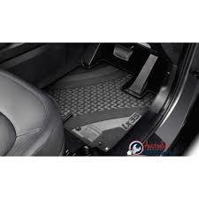 Rubber Floor Mats Suitable For Hyundai Ix35 Series 2 Se
