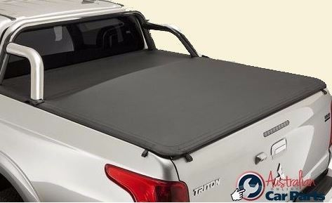 TONNEAU COVER SOFT FLUSH FIT Mitsubishi TRITON 2015-2018 ...
