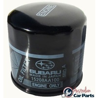 Subaru Genuine Oil filter x1 Liberty Outback Impreza Forester EJ Eng 15208AA100