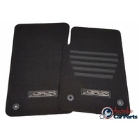 COMMODORE VE SS GENUINE NEW FLOOR MATS BLACK UTE 2007-2013