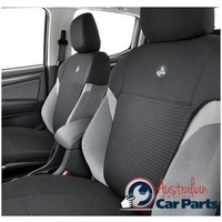 HOLDEN Colorado RG Front Seat Neoprene Covers Genuine New 2012-2015 accessories