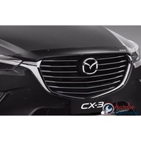 MAZDA CX3 Bonnet Protector Tinted New Genuine Apr 2015- accessories DK11-AC-BP