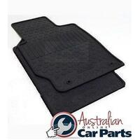 MITSUBISHI TRITON ML MN Floor Mats Rubber Brand New Genuine 2007-2015 Single cab