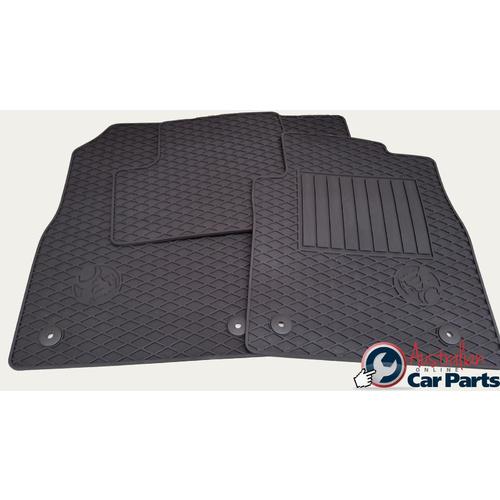 2012 Cruze Floor Mats: Floor Mats Rubber Suitable For Holden Cruze Genuine 2014