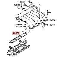 Genuine Inlet manifold plenum Gasket suitable for