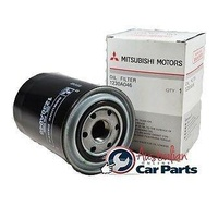 OIL FILTER suitable for Mitsubishi PAJERO 1230A046 GENUINE NP NS NT NW 4M41 Z372 2002-2015