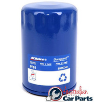 OIL FILTER suitable for Holden RA RODEO COLORADO V6 2007-11 petrol Genuine GM 1257552 NEW