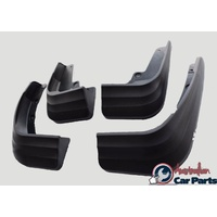 HOLDEN ASTRA Mudflaps FRONT & REAR SET Genuine 2015- accessories NEW excl VXR