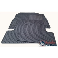 Rubber Floor Mats suitable for Holden ASTRA 2015- Genuine HATCH all weather 32026251 NEW