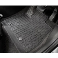 Rubber Floor Mats suits Holden ASTRA 2017-2019 Genuine HATCH Set of 4 39059614 NEW