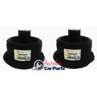 Rear Crossmember Mount Bush (Pair) for Holden Commodore VT VX VY VZ Genuine New 92059086