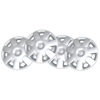 """Wheel Hub Cap set of 4 Holden Commodore VX SII 15"""" Full Cover Genuine new 92092476"""