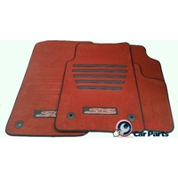 FLOOR MATS IGNITION SEDAN & WAGON suitable for COMMODORE VE SS GENUINE NEW 2007-2013