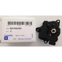 HEATER ACTUATOR suitable for Holden VE 2007-2013 COMMODORE GENUINE 92192343