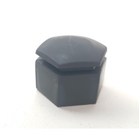 Black Wheel nut caps Suitable for VE Commodore 92243850 Genuine Holden