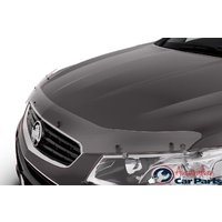 Tinted Bonnet & Headlamp Protector Combo suitable for Holden Commodore VF Genuine 2014 2015 2016