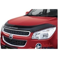 Smoked Bonnet & Headlamp Protector suitable for Holden Colorado RG Combo Genuine 2012-2015