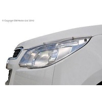 Clear Headlamp Protectors suitable for Holden Colorado RG Genuine 2012-2015 accessories