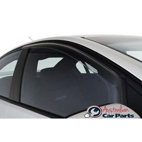Weathershields 2006-2015 suitable for Holden VE VF Commodore Genuine GM NEW 92294146 Set of 2