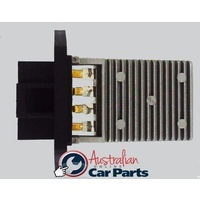 FAN RESISTOR VN VP VR VS AC BLOWER MOTOR suitable for Holden COMMODORE GENUINE  NEW 95710778