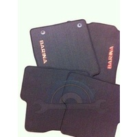 Floor Mats Brand New suitable for Holden BARINA TM Genuine Hatch Sedan 2011-2014 GM 95903760