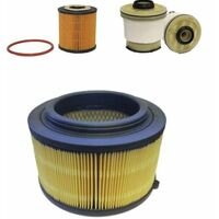 OIL AIR FUEL FILTER ACDelco SERVICE KIT suitable for MAZDA BT50 3.2 2.2 2011- DIESEL