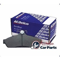 Rear Disc Brake Pads ACDelco suits Mitsubishi Pajero 2009-2019 NS NT NW NX