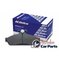 Front Brake Disc Pads ACDelco suitable for HOLDEN VE Commodore V6 V8 exc police & HSV DB1765