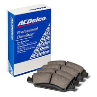 Brake Pads Front suits Holden Colorado RC 2008-2012 3.0l diesel 3.6 Petrol GM Acdelco ACD1841