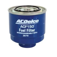 Fuel filter diesel ACDelco suitable for Mitsubishi Triton Z MN ML 2009-2015 Z679 ACF150