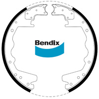 Bendix BS1018 Brake Shoe Set
