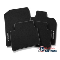 Carpet Mat Set Front Rear suitable for Nissan Altima 2013-2017 Genuine G49003TV0AAU