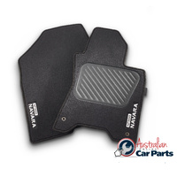 Carpet Mats suitable for Nissan Navara D23 Auto Front SET 2015-2016 DC KC Genuine New