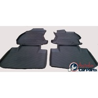 Rubber floor mats suitable for Subaru Forester 2008-2013 Genuine new J5010SC100
