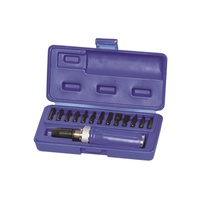 "Impact Screwdriver Set 1/2"" Square drive KINCROME ID3400 NEW"