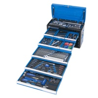 Kincrome Tool Chest 188 Piece 9 Drawer 1/4, 3/8 & 1/2 Drive EVOLUTION K1220