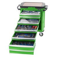"KINCROME CONTOUR® Tool Trolley 242 Piece 1/4, 3/8 & 1/2"" Drive K1520G"
