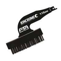 Kincrome Reciprocating Saw Wire Brush 115mm 1 piece K21621