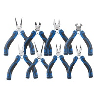 Kincrome Mini Plier Set - 8 Piece K4227