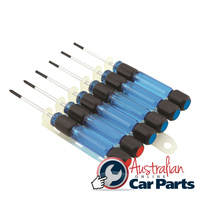 6pc precision screwdriver set Kincrome K5015