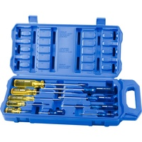 Screwdriver Set Acetate Handle 10 PieceKincrome K5052
