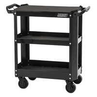 CONTOUR® TOOL CART 3 TIER - BLACK SERIES Kincrome K7743MB