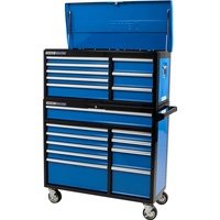 KINCROME Evolution Extra Wide Deep Tool Chest and Trolley Combo 18 Drawer K7994