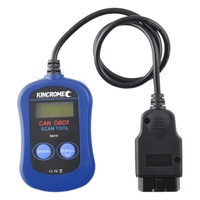 Diagnostic Scan Tool Kincrome  OBD2 - CAN Enabled suits most 1996 onwards Vehicles K8410