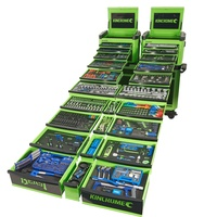 Kincrome Beast Tool Workshop Chest & Tools 1007 Piece 1/4, 3/8, 1/2 & 3/4 Drive CONTOUR®P1565G