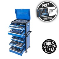 "Kincrome Tool Workshop 306 Piece 14 Drawer Deep 1/4, 3/8 & 1/2"" Drive EVOLUTION P1710"