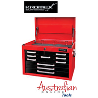 10 Drawer Tool (box) Chest Kromex Tools New KTS410