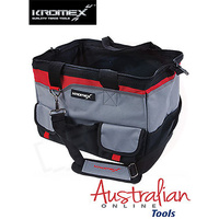Gate Mouth Tool Bag 400mm Kromex Tools New KTS700 Tool box